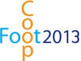 FootCoop 2013 in Oulu, Finland 15th of February